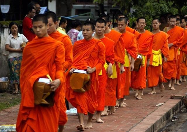 трехчастный буддийский ритуал и практика