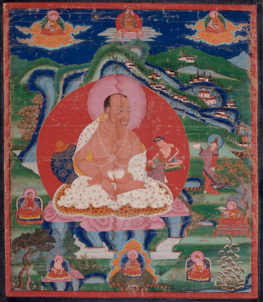 Махасиддха Падма Дордже